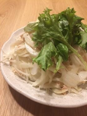 ★玉ねぎとツナの和風マヨぽんサラダ★簡単