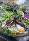 ♥♥サッパリ水菜サラダ♥♥