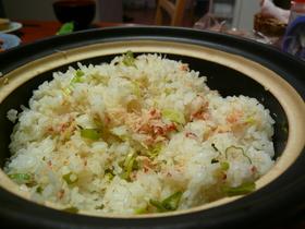 うまい☆土鍋でカニご飯