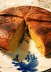 ダイエットさんの南瓜味濃厚炊飯器ケーキ