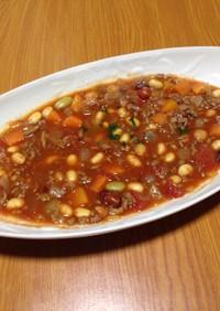 【FF15】大粒豆の旅立ちスープ