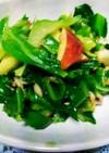 キャベツの外葉も、美味しいサラダに!