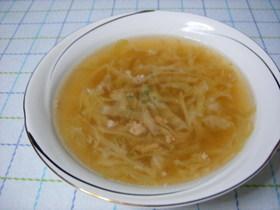 かんたん! キャベツのスープ