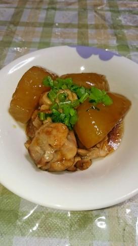しみしみ柔らか~鶏肉と大根の煮物☆
