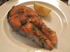 Salmon***おしゃれな晩餐…