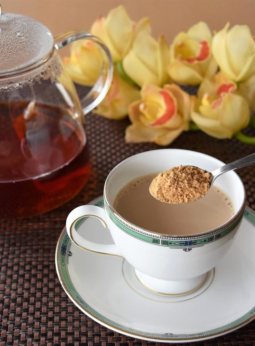 元気とキレイを応援 きな粉ミルク紅茶