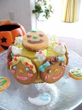 にっこり♪なかよし☆ミニケーキ