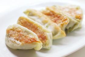 訂正;ヘルシーおいしい!豆腐の餃子