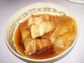 豚の角煮(圧力鍋使用)