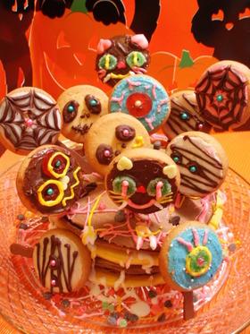 にっこりクッキー♪ハロウィンde大仮装!