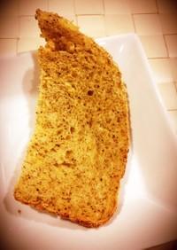 天然酵母コースでオレンジと紅茶のご飯パン