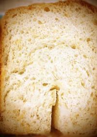 天然酵母コースで!酒粕香る玄米ご飯パン