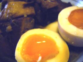 とろとろ♪半熟煮卵