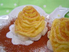 レンジで簡単☆サツマイモクリーム
