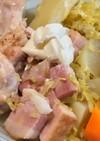 大根と手羽元の簡単ドイツ風スープ