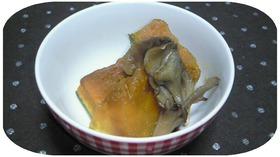 簡単すぎる、かぼちゃの煮物♪