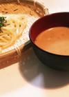 魚介香る本格濃厚つけ麺、つけうどんスープ