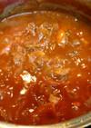 トマトピューレで作るミートソース