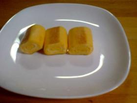 うちのお弁当おかず~焼き方にコツ~卵焼き