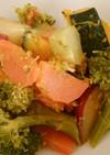 ココナッツオイルの野菜炒め