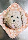 ワンちゃん チョコムースケーキ