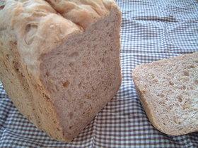 HBで黒糖くるみパン