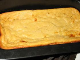スイートポテト風♥サツマイモケーキ