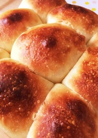 HB使用&朝は焼くだけ!ちぎりパン