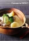 【農家のレシピ】鶏肉とじゃがいもの塩煮