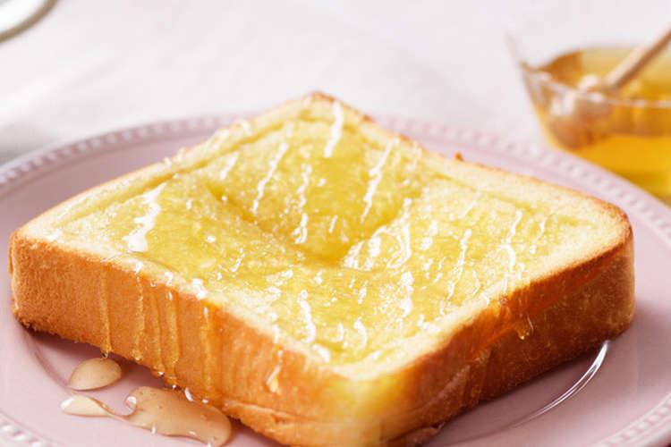 トースト ハニー