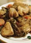 簡単!焼肉のタレで作るチムタク風甘辛煮