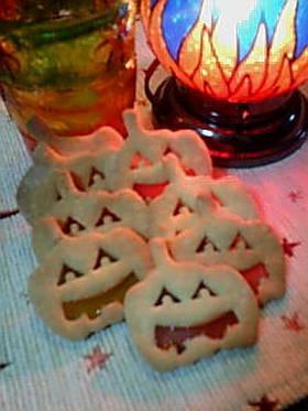サクサク☆ステンドグラスクッキー