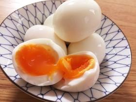 簡単うま♡卵の浅漬け 消費 作り置き