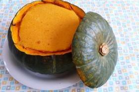 まるごと☆かぼちゃのチーズケーキ