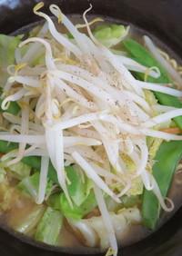 野菜の味噌中華そば