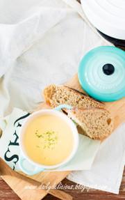 クリームコーンスープの写真