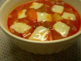 簡単☆美味しい 具沢山のトマトスープ♪