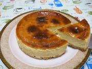 【簡単&濃厚】ベイクドチーズケーキ♪の写真