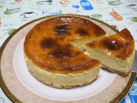 【簡単&濃厚】ベイクドチーズケーキ♪