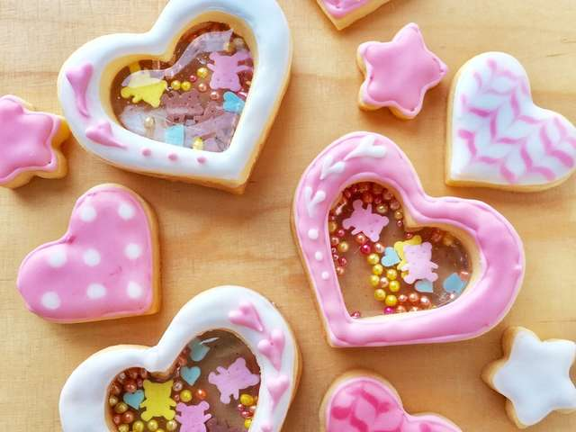 アイシング クッキー 材料