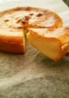 地中海式#豆腐DEベイクドチーズケーキ