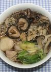 超濃厚きのこ出汁☆9種類乾燥きのこスープ
