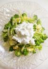 檸檬香る~❀新玉葱とブロッコリーのサラダ