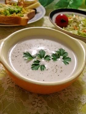 即席☆ココナッツミルクの寒天スープ