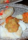 ワタリガニのメス食べ易いさばき方と食べ方