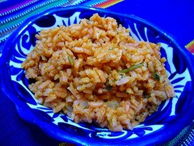 Arroz Yucateco
