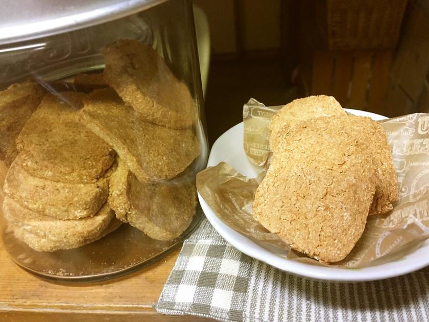 ★ガリガリおからクッキー★