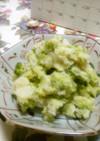 ブロッコリーとポテトのヨーグルトサラダ