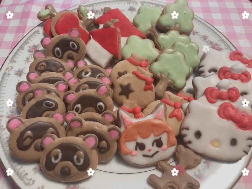 簡単!アイシングクッキーの作り方