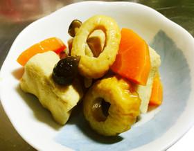 簡単!ジュワうま高野豆腐の煮物(≧∇≦)